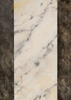 Zaida Sabatés — Cenefa de imitación mármol