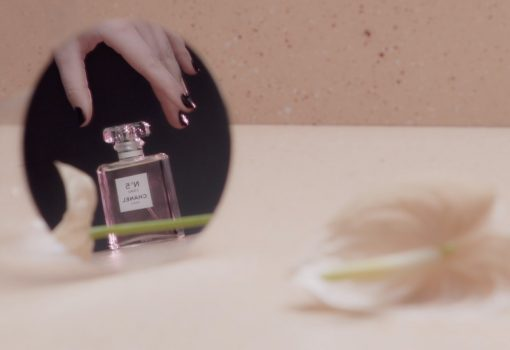 Zaida Sabatés — Chanel for Vogue, Set painter Production Designer: Olatz Azcona